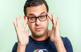 Happy Baby Presents: Joe Derosa